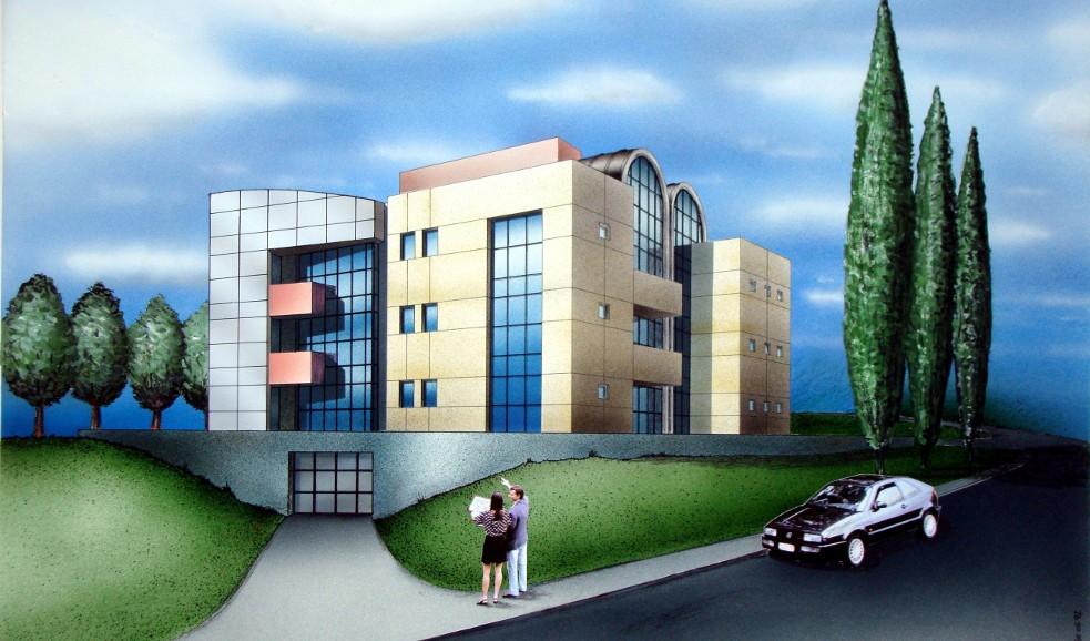 Edifício Delta Development - Bruxelas