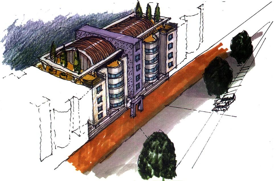 Edifício Mamma Summe - Setúbal