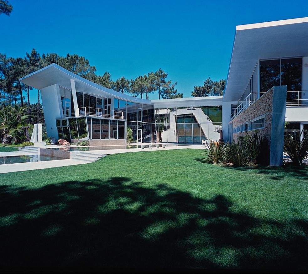 eao portugal arquitectura moradia sonhos herdade da. Black Bedroom Furniture Sets. Home Design Ideas
