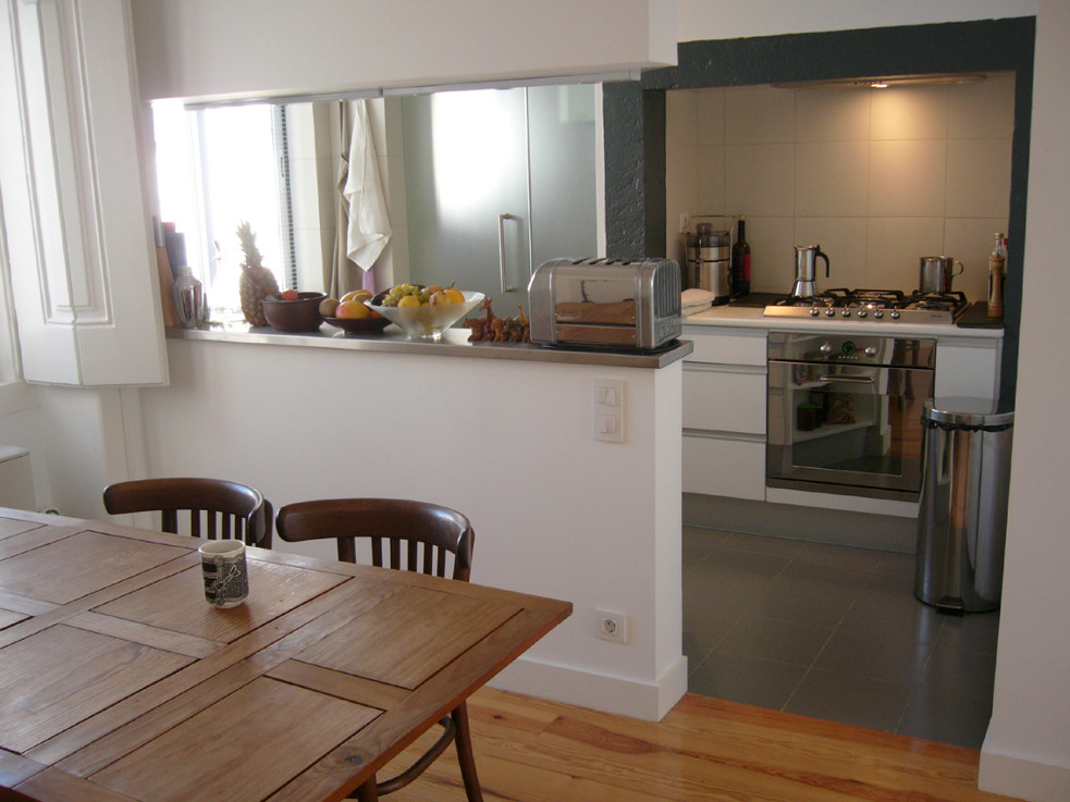 Remodelação de apartamento - Campo de Ourique - Lisboa