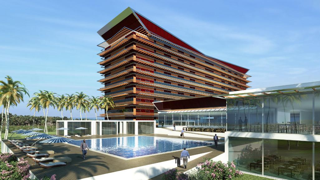 Hotel Soyo - Angola