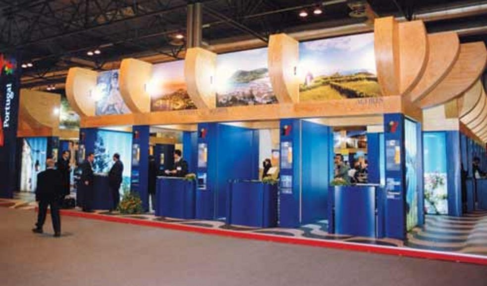 Icep - Stand Mundial 2003